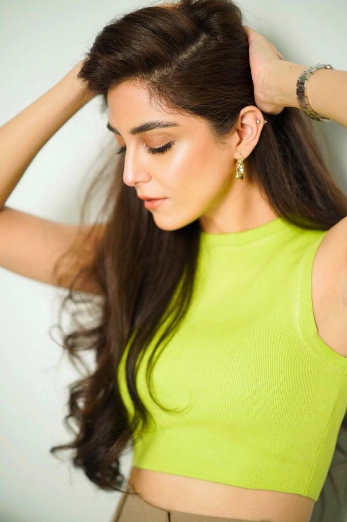 Maya Ali New Adorable Pictures Looking More Young