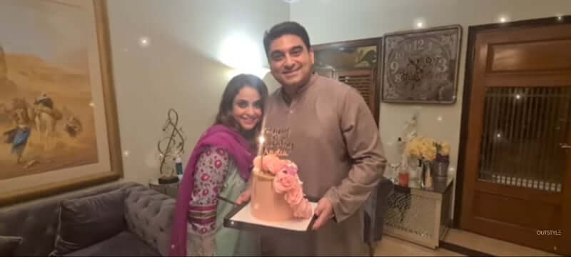 Nadia Khan Celebrates Her Birthday With Her Cute Husband