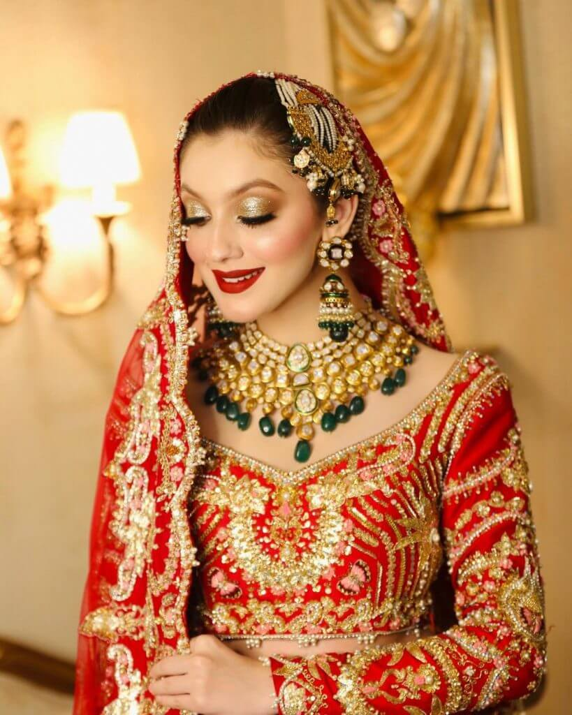Neha Rajpoot Looking Absolutely Gorgeous In Her Latest Bridal Photoshoot