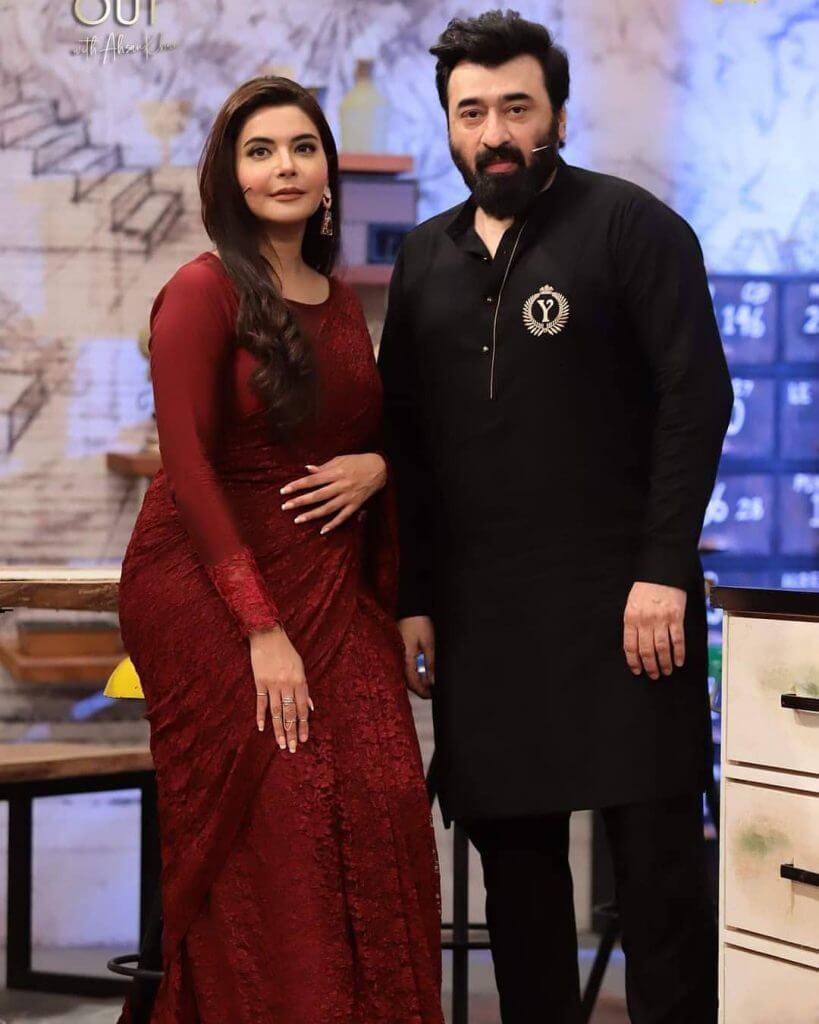 Nida Yasir And Yasir Nawaz's Son Ready To Act Soon