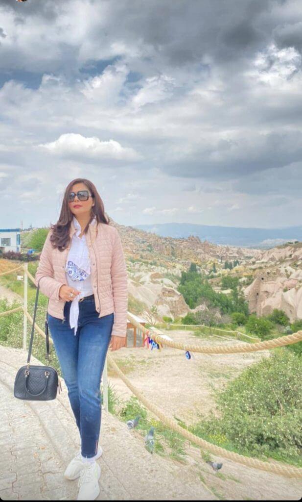 Jewellery Thefts That Shocked Nida Yasir in Turkey