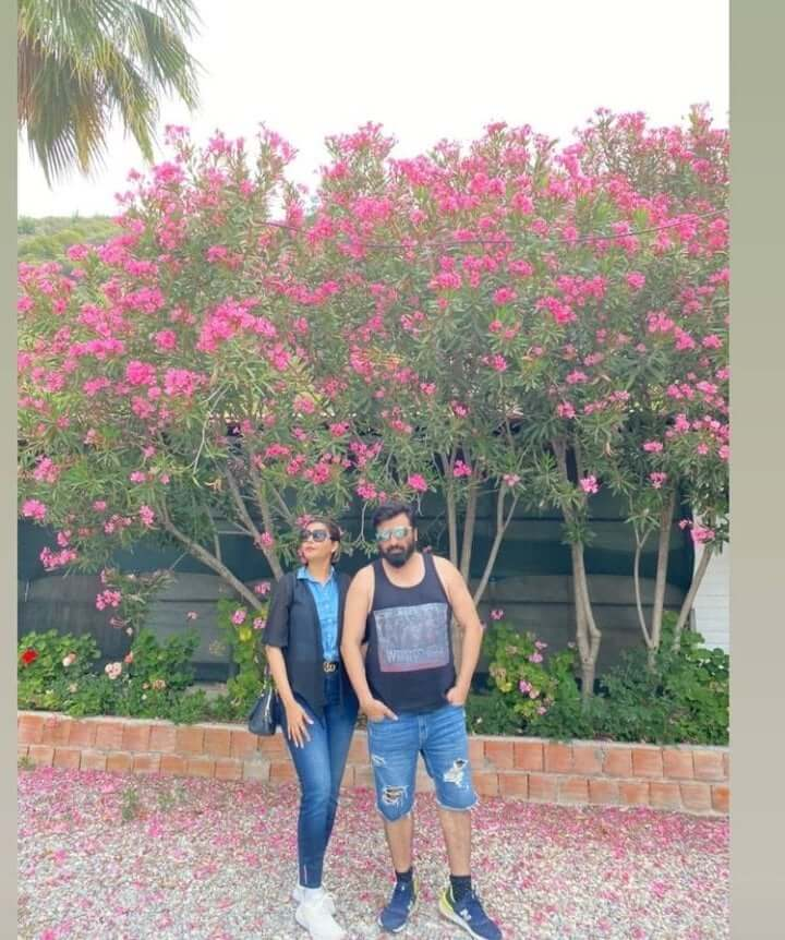 Nida Yasir Shared Her Latest Beautiful Vacation Pictures