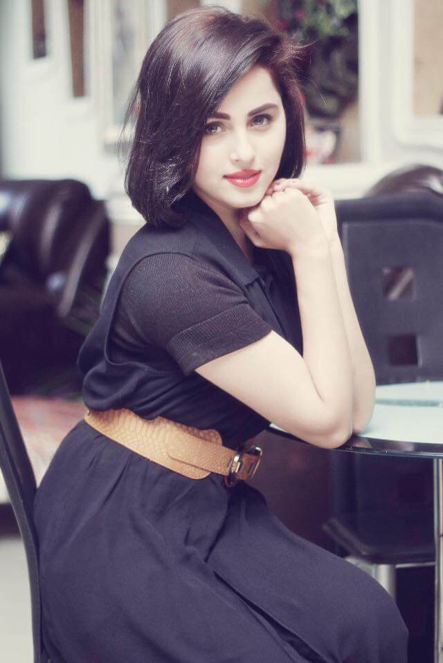 Nimra Khan Latest Photoshoot for Clothing Brand