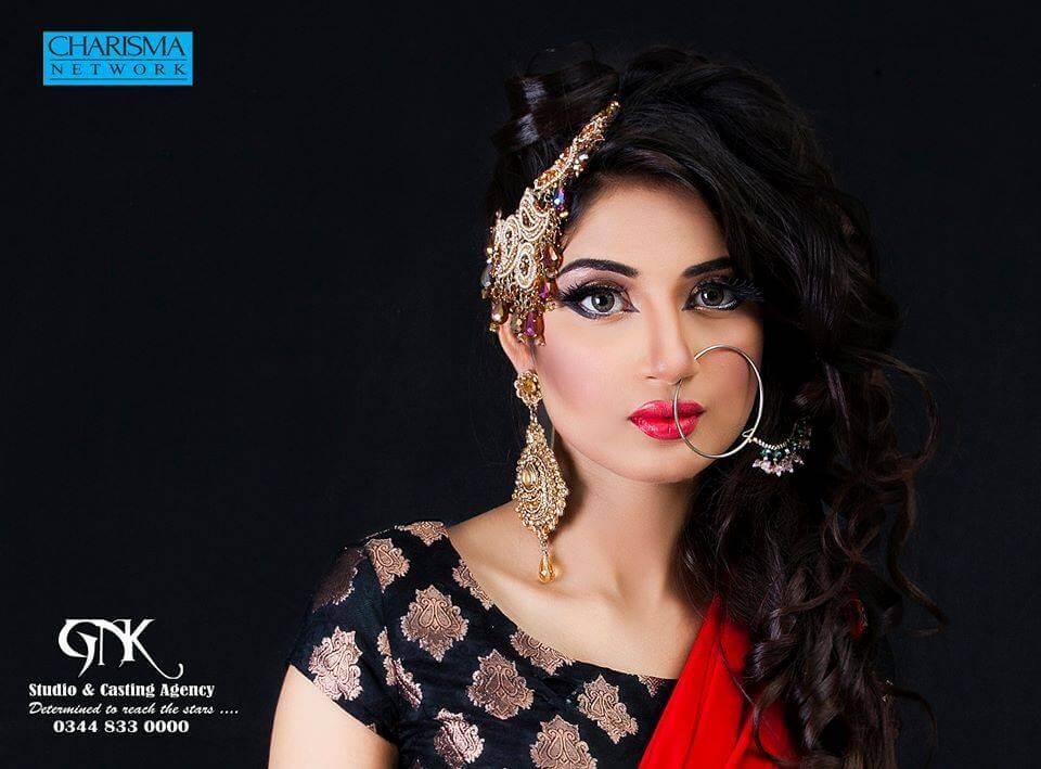 Sajal Ali Sister Saboor Ali First Photoshoot Pictures Go Viral