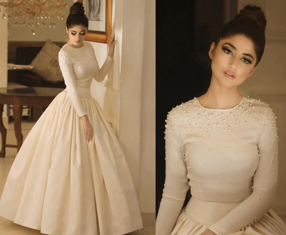 At 27, Sajal Ali Remains Lollywood's Fashion Queen