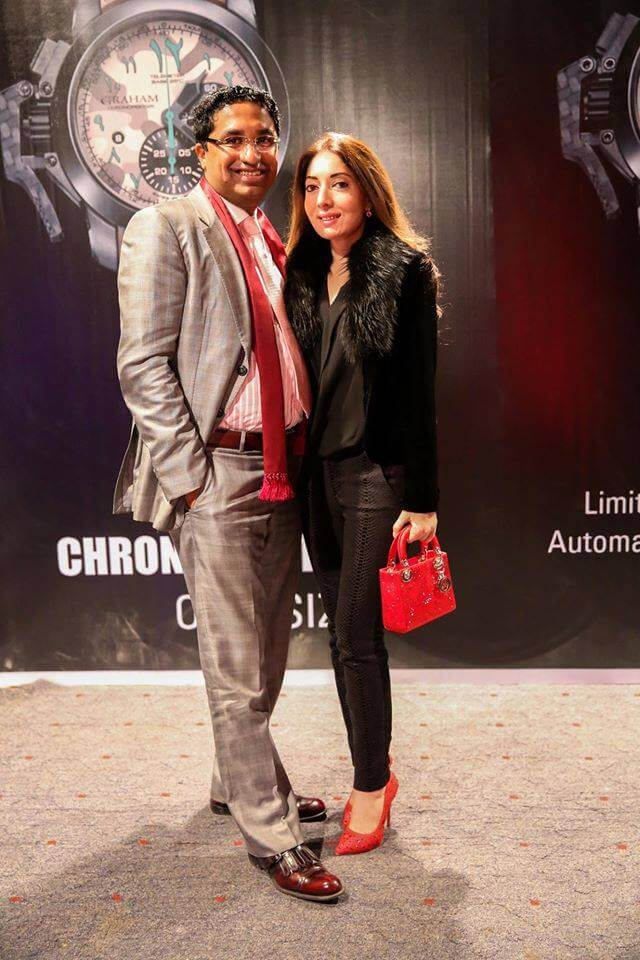 Sharmila Farooqi Latest Beautiful Pictures With Her Son Hussain Hasham