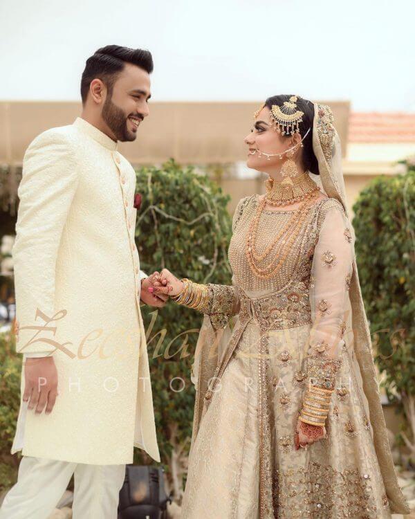 Sumbul Iqbal's Sister Ties The Knot