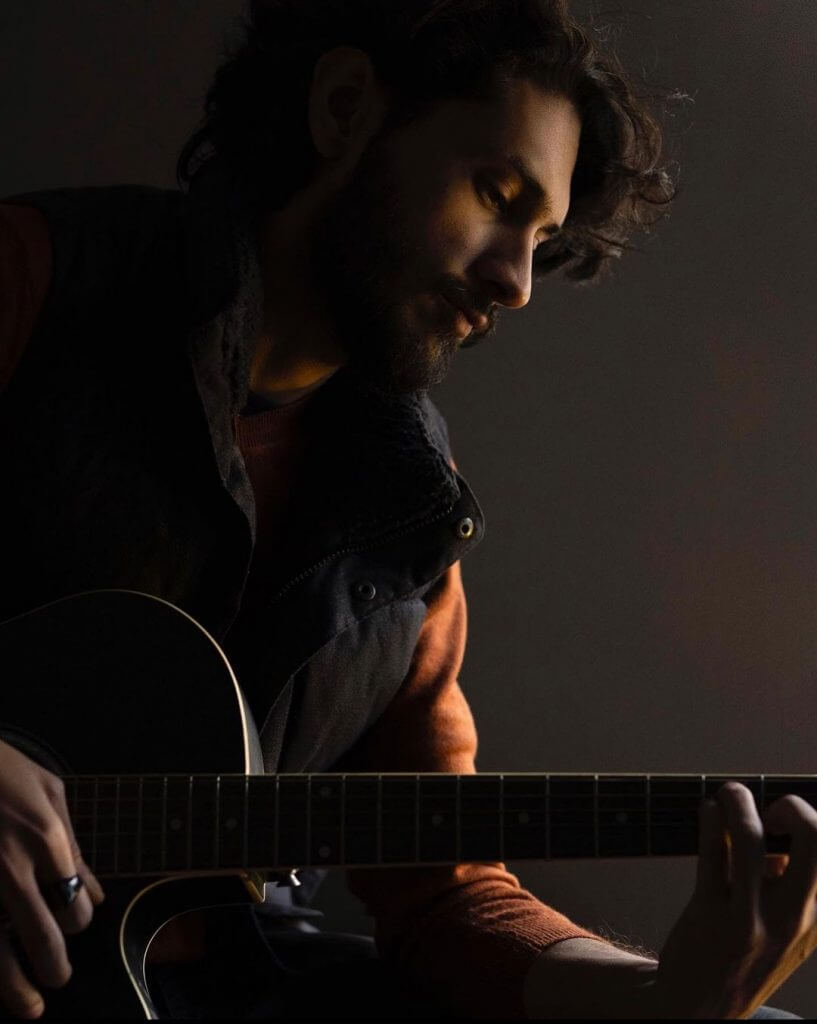 Zara Noor Abbas's Brother Ahmad Releases Debut Song 'Raahi' At The Age of 30