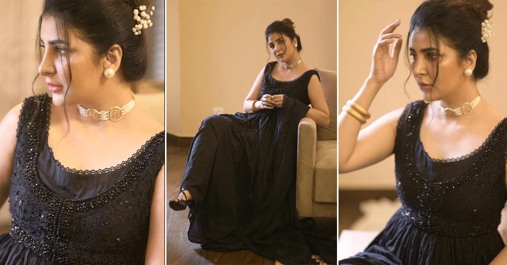 Areeba Habib Looks Adorable As Always On Eid-ul-Adha 2021