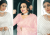 Beautiful Pictures of Ayeza Khan Copying Style of Madam Noor Jehan