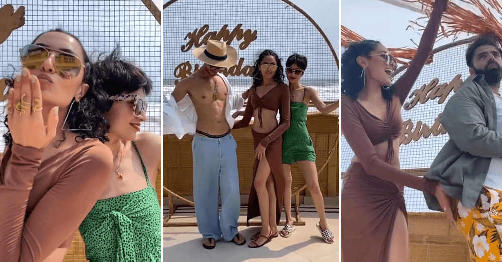 Farwa Ali Kazmi's Beach Party – Pictures Goes Viral!