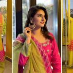 Gorgeous Actress Hiba Bukhari Latest Beautiful Clicks