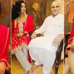 Jia Ali And Imran Idrees Eid Day Pictures