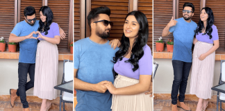 Sarah Khan With Her Husband- Beautiful Eid Photoshoot