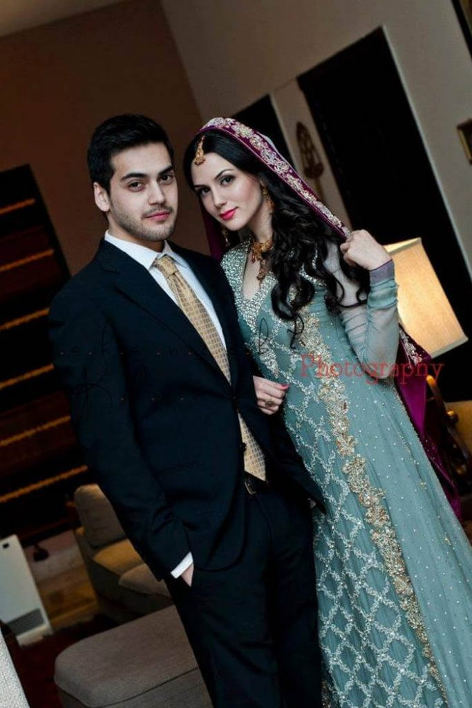 Throwback Pics of Shahbaz Shigri First Wife