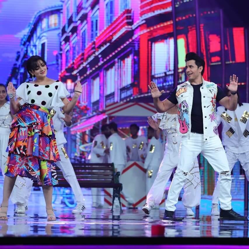 Alizeh Shah and Ali Zafar Performance At Hum Style Awards 2021