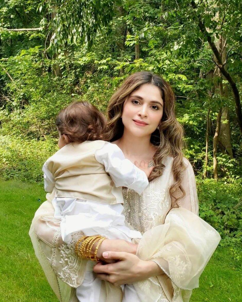 Arij Fatyma Latest Beautiful Clicks from Eid
