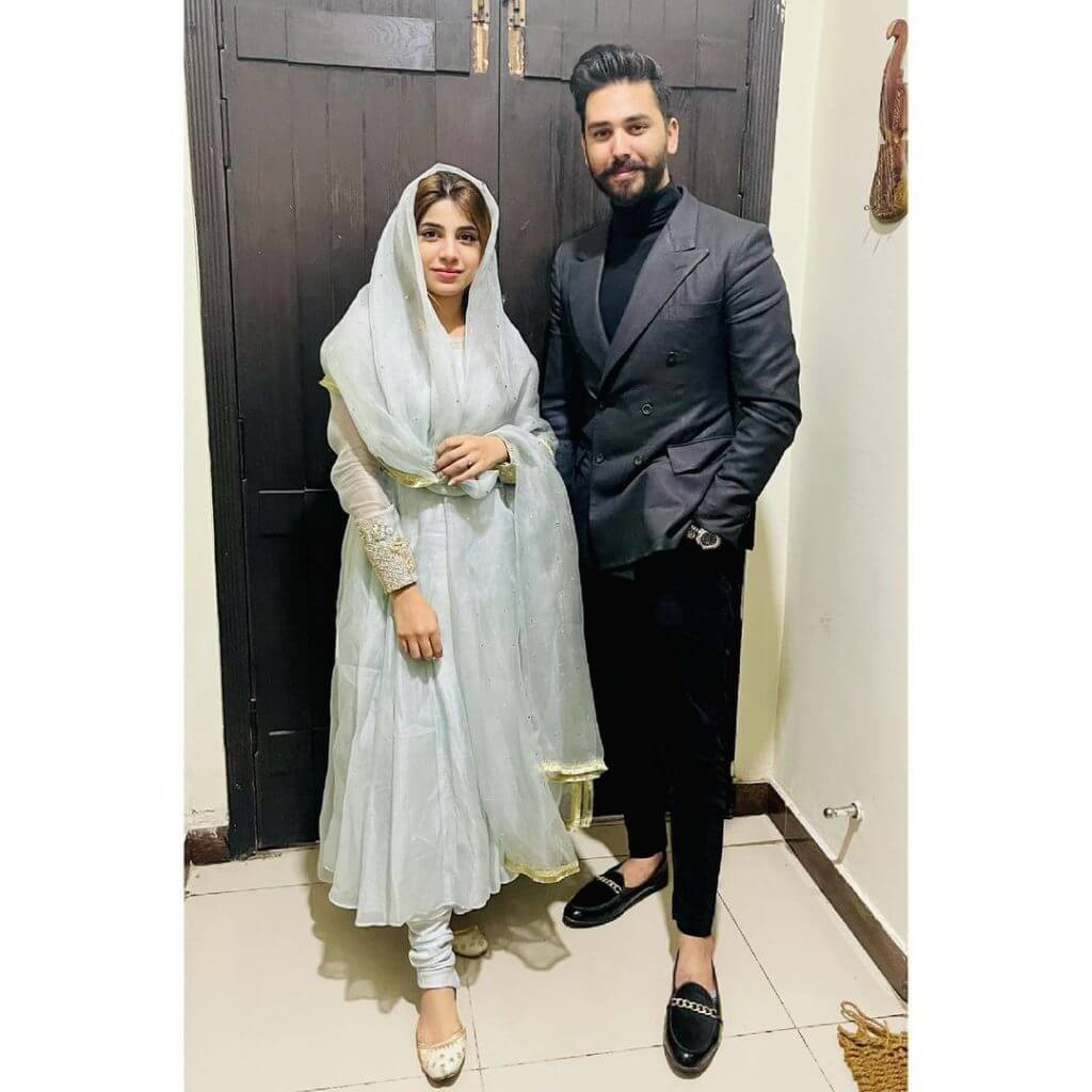 Dr. Madiha And MJ Ahsan New Pictures on Their Honeymoon