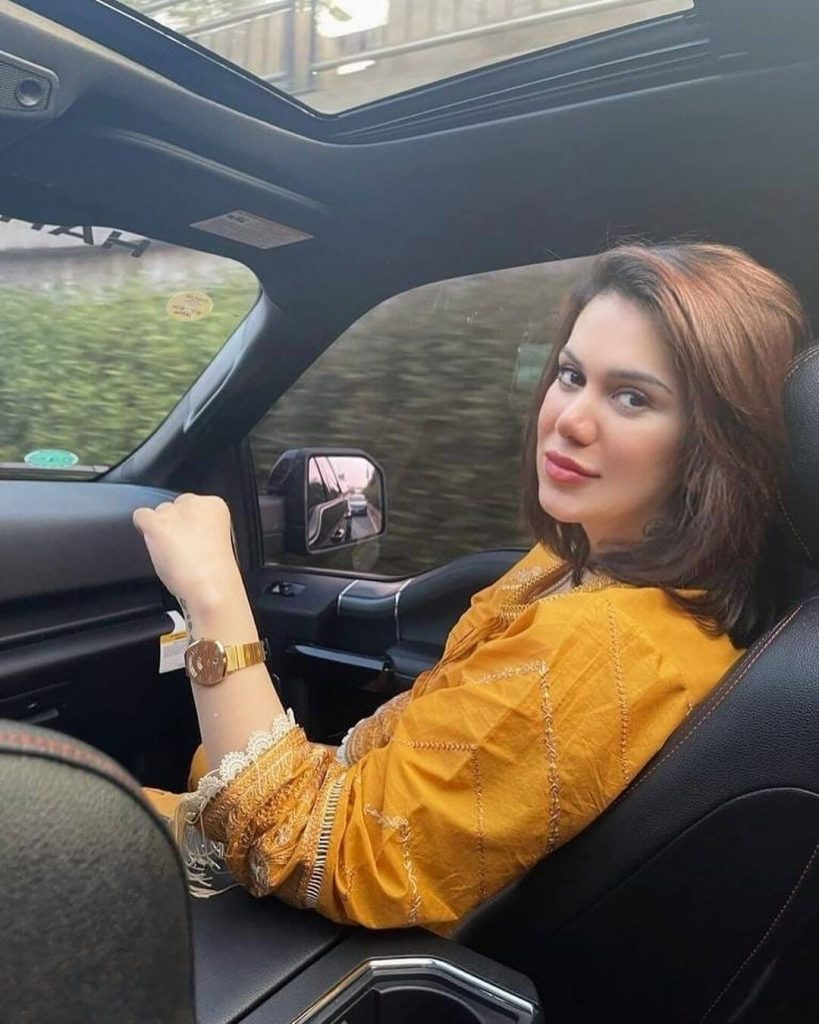 Ghana Ali With Her Husband Umair Gulzar - Latest Pictures