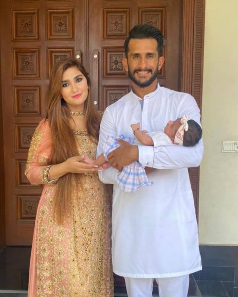 Hasan Ali, Samiya Arzoo Attend Family Wedding With Helena, See Photos
