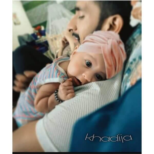Beautiful Clicks of Samiya Arzoo With Her Daughter Helena Hasan