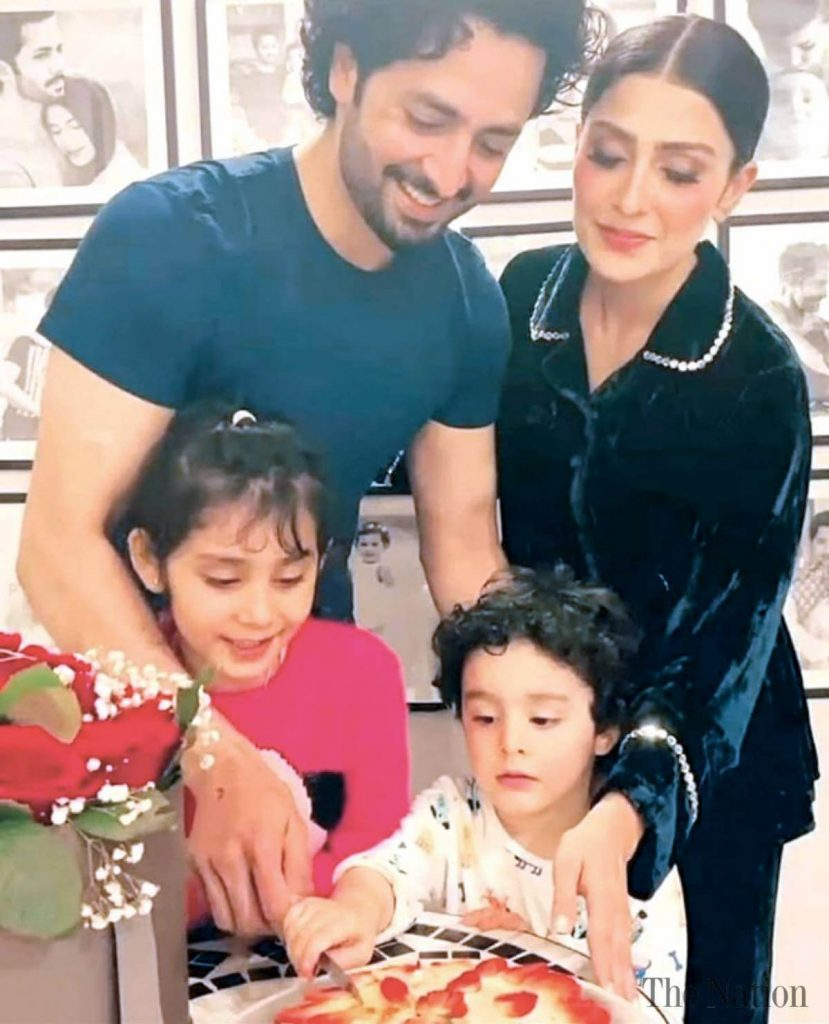 Beautiful Pictures of Ayeza Khan Daughter Hoorain 6th Birthday Party