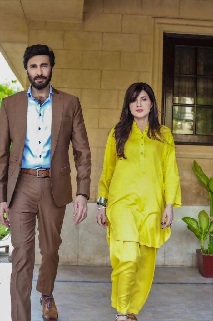 EID Watch: Mahnoor Baloch and Aijaz Aslam to Appear in Telefilm 'GHAN CHAKKAR'