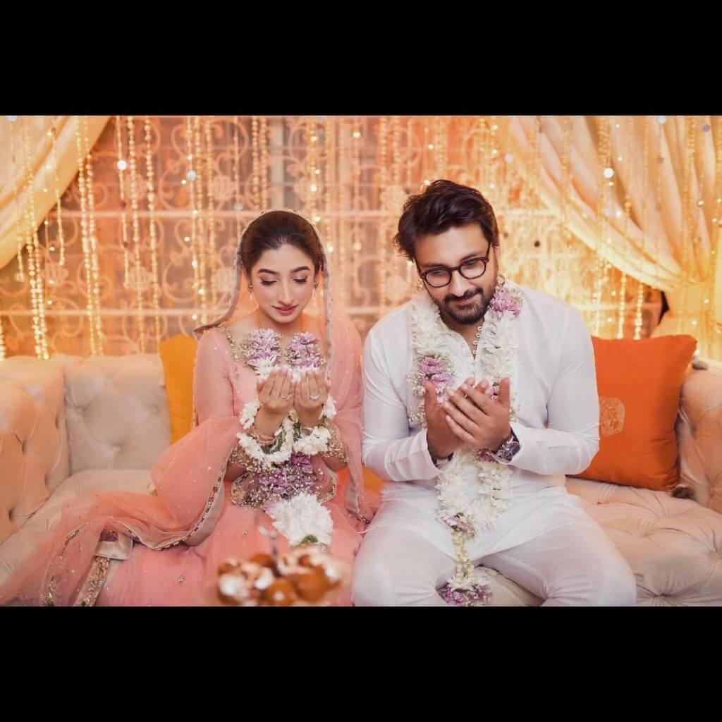 Mariyam Nafees Shares Loved-Up Photo With Husband Amaan Ahmed