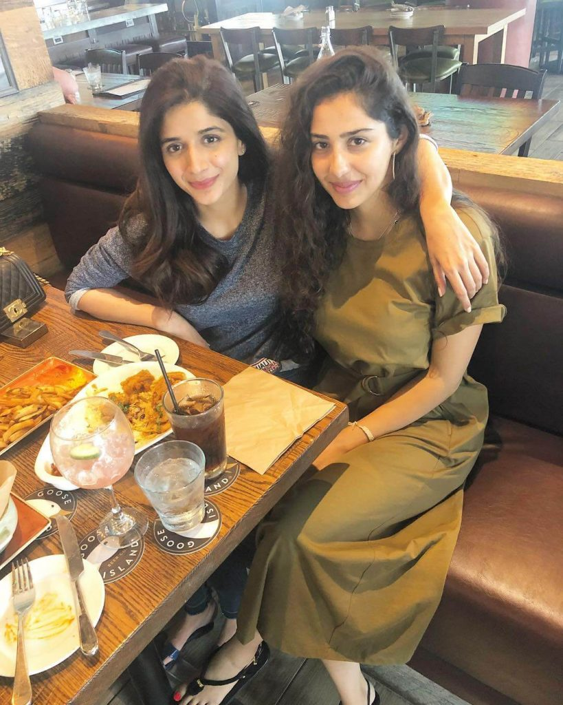 Mawra Hocane Shares Then-And-Now Pics With Fans
