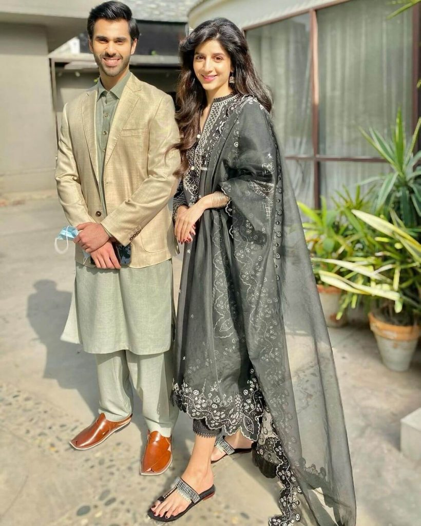 Mawra Hocane celebrates Eid-ul-Adha with her special friend Ameer Gilani
