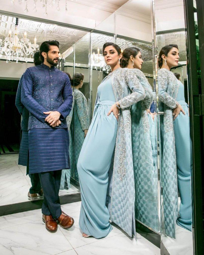 Maya Ali, Bilal Ashraf Drop Jaws In Recent Photoshoot
