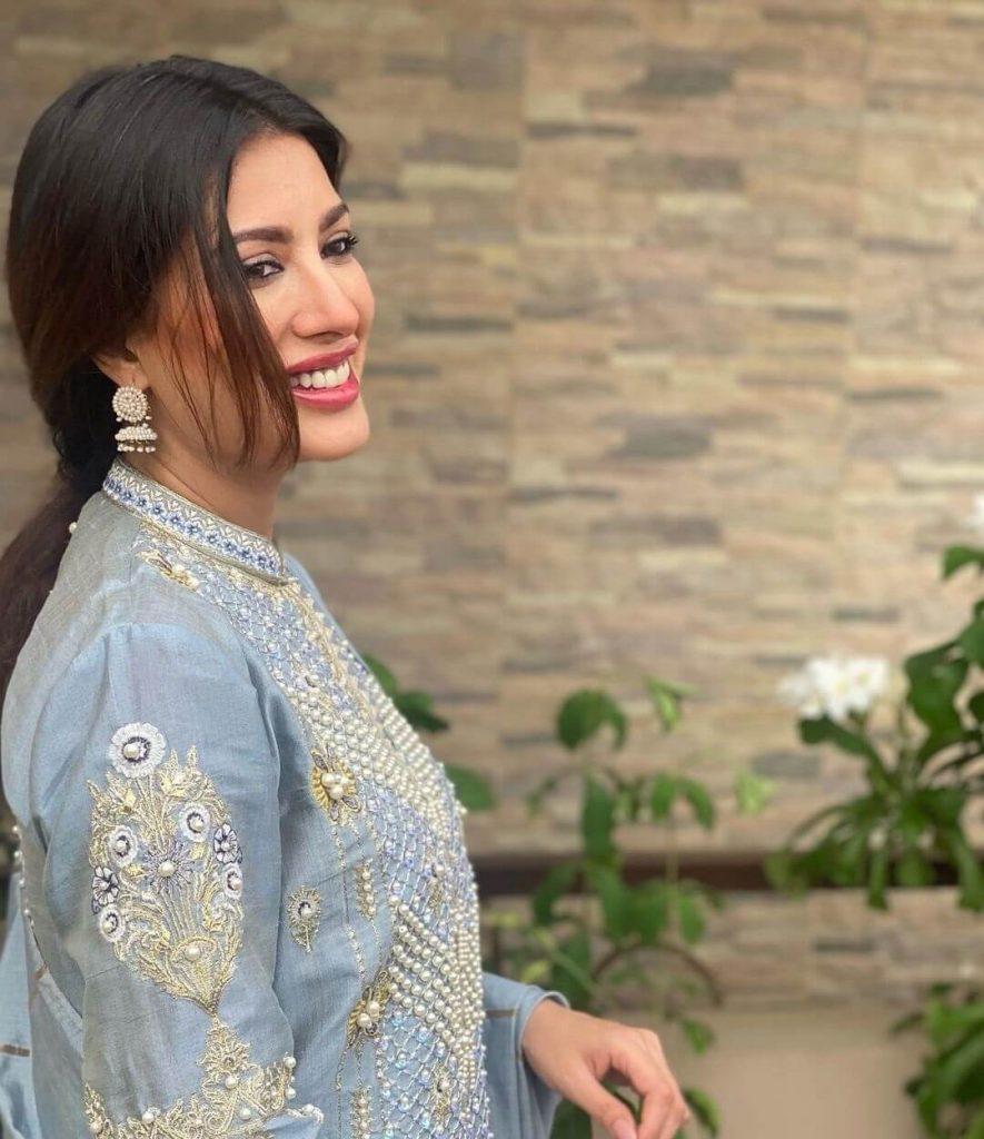 Mehwish Hayat Beautiful Pics Viral On Social Media