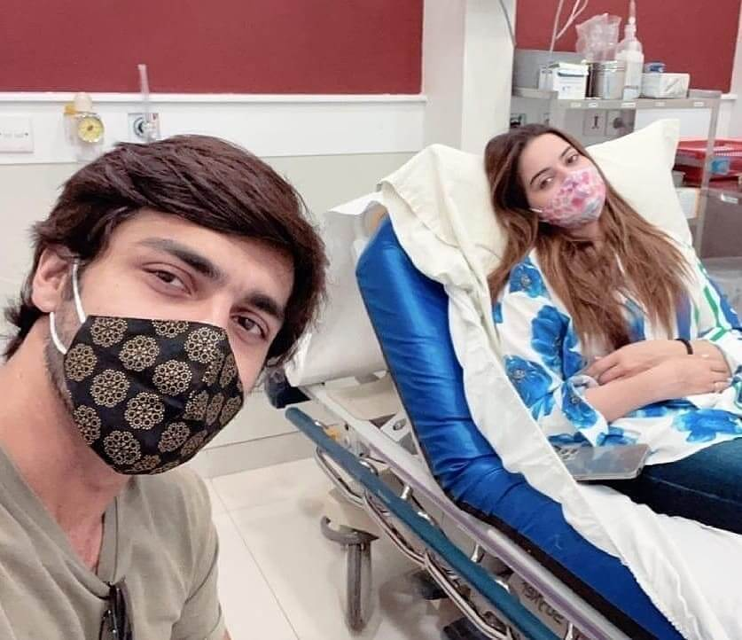 Why Minal Khan Was Admitted To Hospital