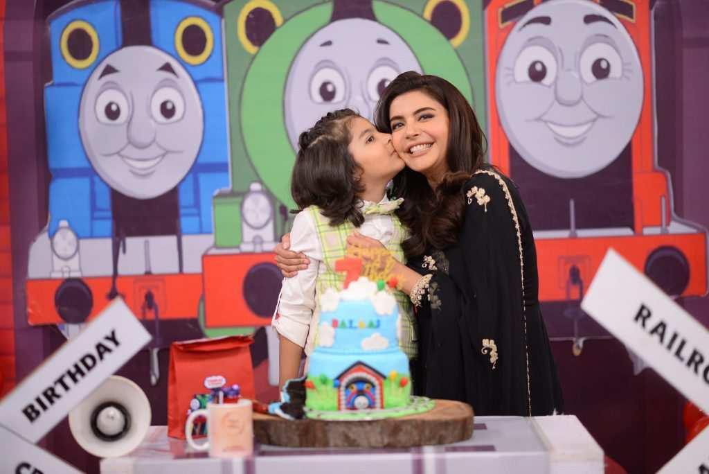 Nida sends love, sweet wishes to son Balaaj Yasir on his 7th birthday