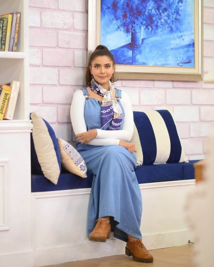 Recent Vibrant Pictures of Gorgeous Nida Yasir