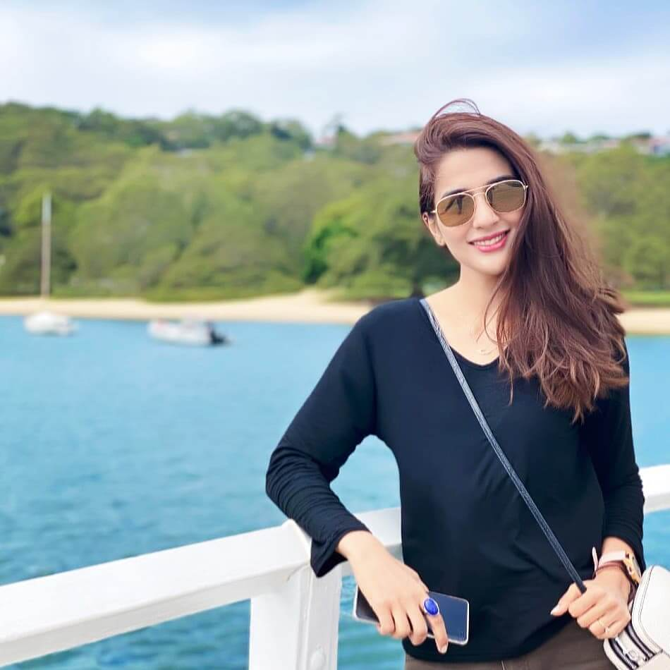Rabab Hashim Vacationing With Husband In Northern Areas Of Pakistan