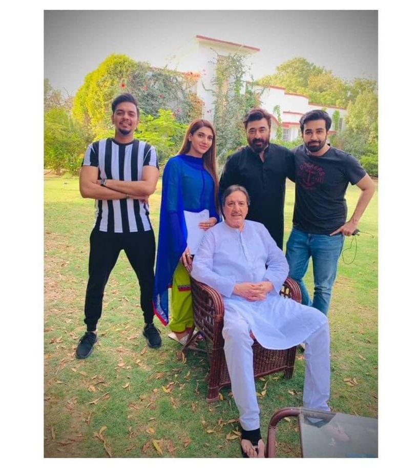 Sana Fakhar, Azfar Rehman pair up for Eid special