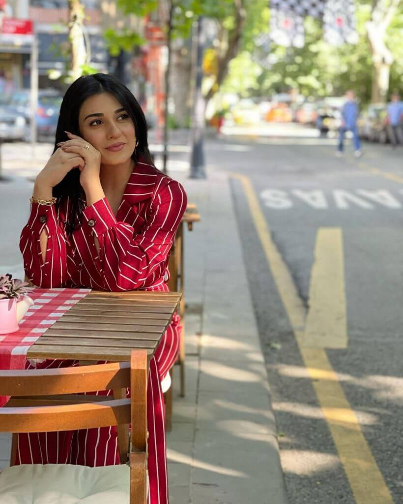 Sarah Khan Shines Bright In Her Latest Photoshoot