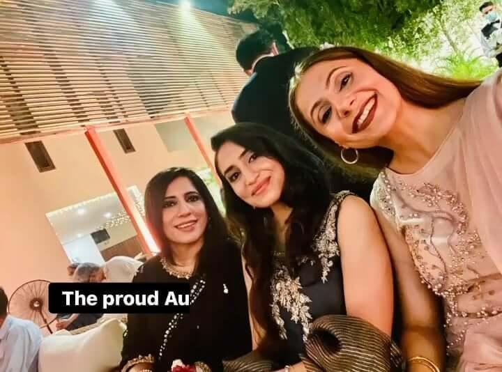Sultana Siddiqui's grandson's wedding pictures flood social media