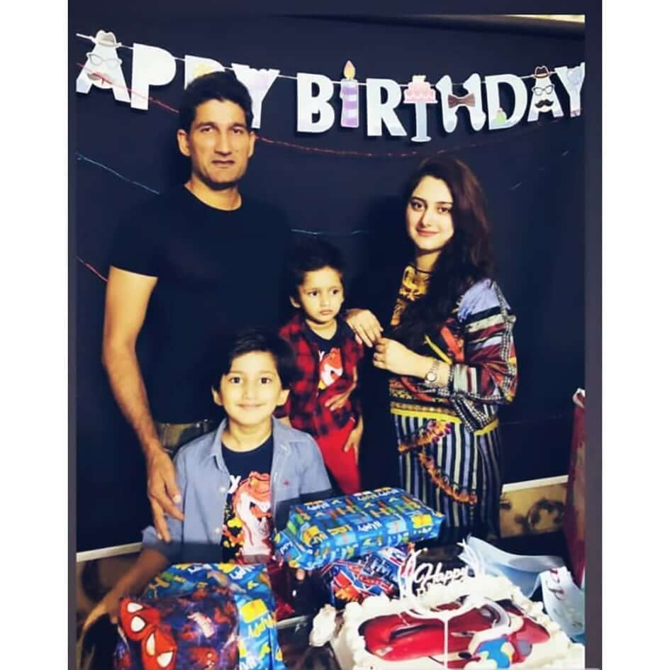 Cricketer Sohail Tanvir Blessed With A Baby Boy