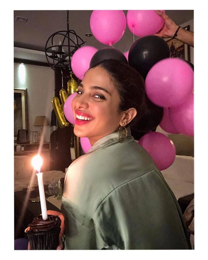 Sonya Hussyn Celebrates Her 31st Birthday, Receives Love from Fans And Friends