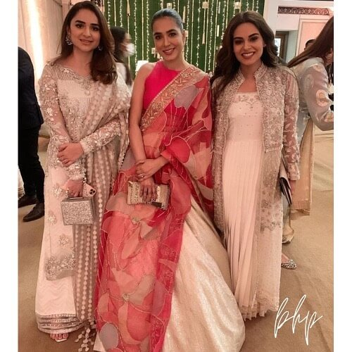 Stars pour in for Sultana Siddiqui's grandson's wedding!