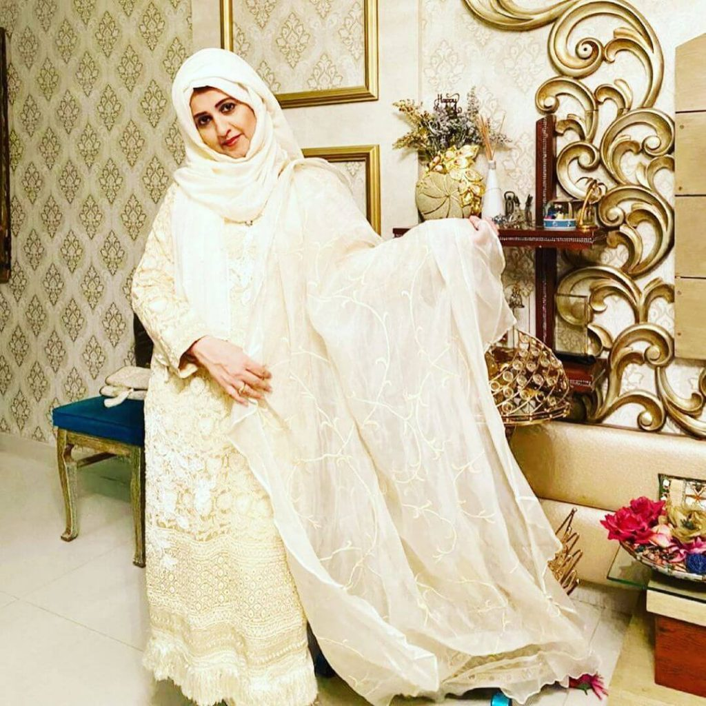 Syeda Bushra Iqbal Shares Adorable Eid Pictures With Her Kids