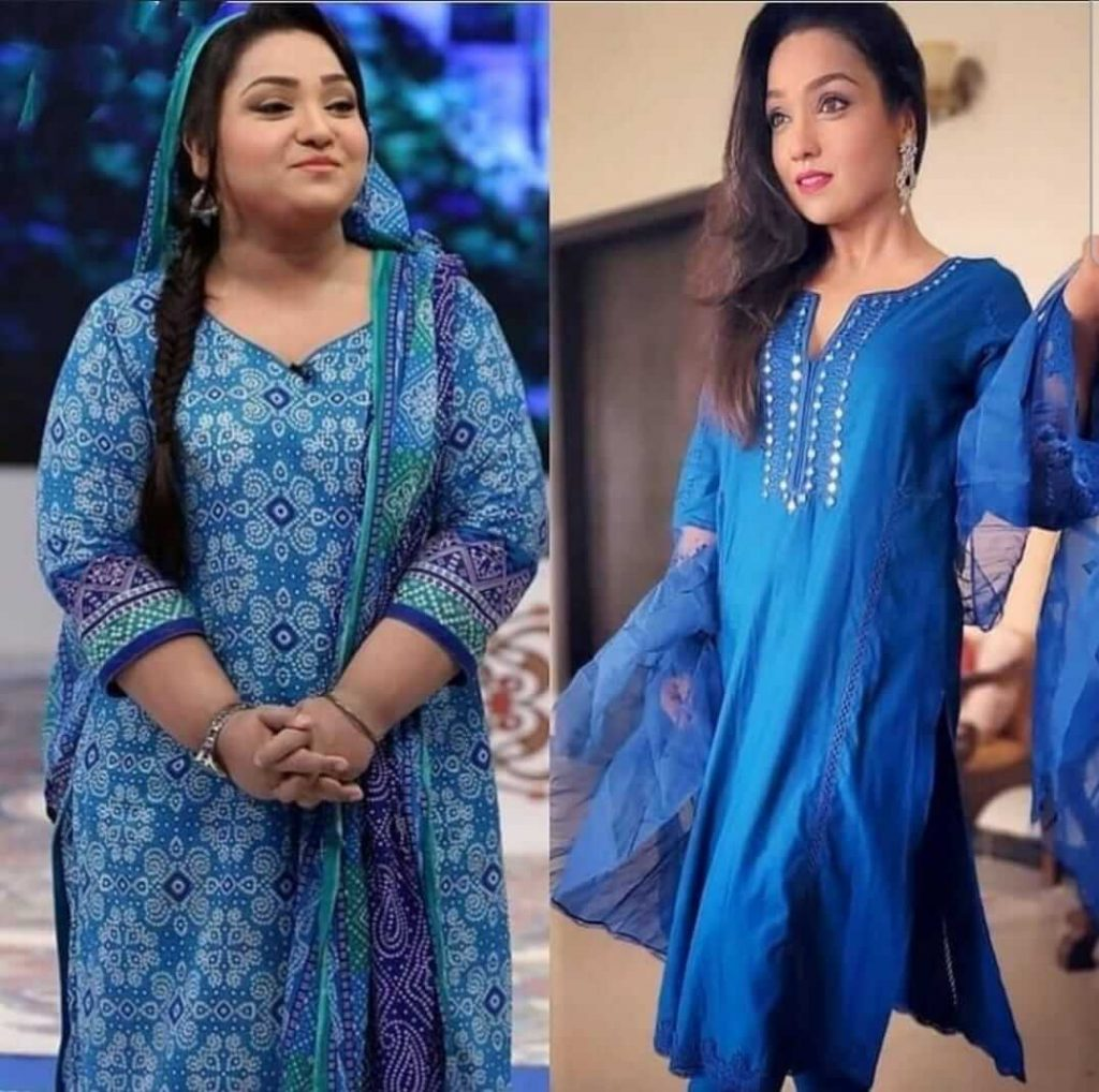 Beautiful Pictures of Uroosa Siddiqui Looks Extra Smart After Losing Weight