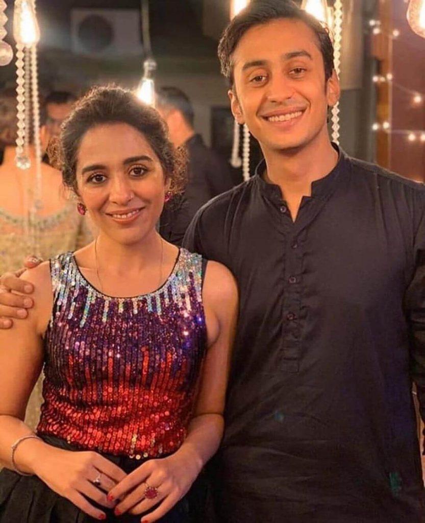 Yasra Rizvi Shares First Look of Her Cute Son Ibn e Adam