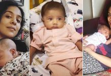 Beautiful Pictures of Yasra Rizvi With Her Son Ibn e Adam