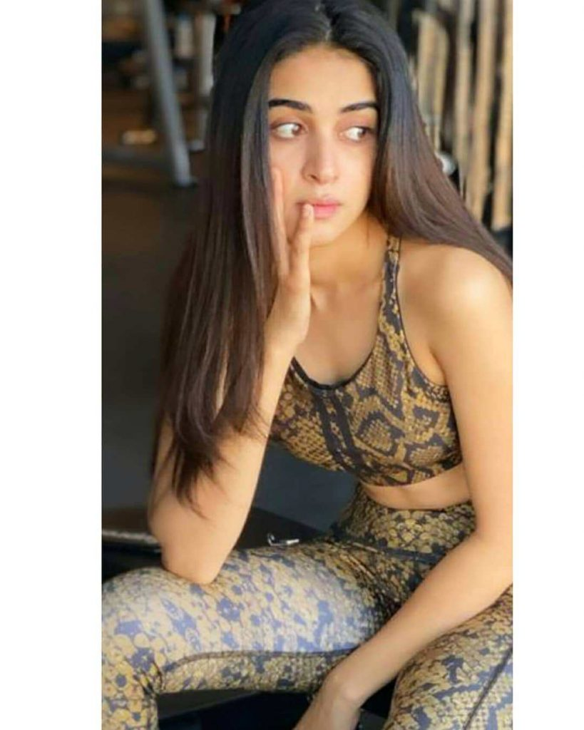 Anmol Baloch Looks So Thin in Her Latest Photoshoot
