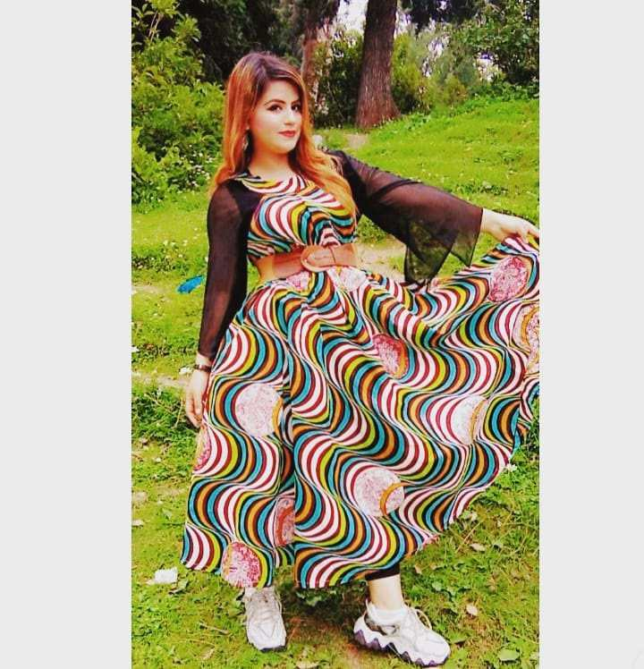 Ayesha Akram's Beautiful Unseen Pictures From Northern Areas of Pakistan