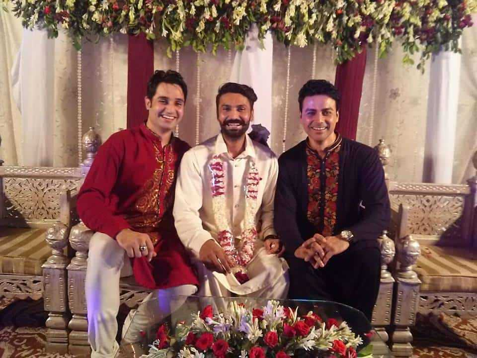 Sonya Hussyn Wedding Pictures With Her Husband Mohammad Wasif