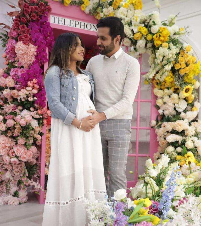 Zaid Ali, Yumnah Zaid Welcome Their First Baby Boy